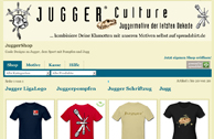 jugger t-shirt-shop bei spreadshirt